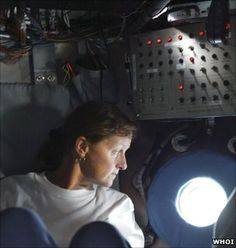 Dr Susan Humphris, marine scientist at Woods Hole Oceanographic Institution.