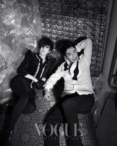 Kim Nam Joo and Kim Seung Woo