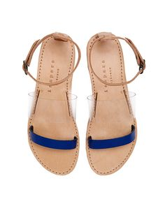 Isapera Sandals | Yialos in Blue