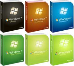 Windows 7 ISO free activated Download - All Versions  | Computer
