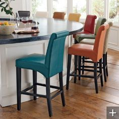 Carlton Bar Stool - I think one of each color would be nice, I\'m ...