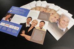 Full colour brochures @DrWilsonKwong!