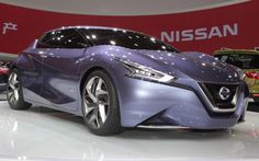 Nissan Friend-ME Concept is Meant for Sharing - 2013 Shanghai - WOT on Motor Trend