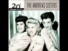 The Three Bells (Les trois cloches) - Andrew Sisters