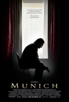 Munich is a film directed by Steven Spielberg that came out in 2005. The film is based on the actual events that took place known as the Munich Massacre.