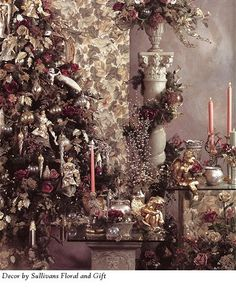 victorian christmas decorations for the home | Let's have Victorian Christmas party!! :D