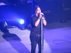 Creed Concert - Scott Stapp 4.14.12