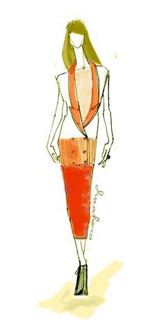 Formal Red by Farah Dina Hera #formal #fashion #design