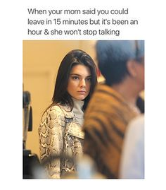 funny, kendall jenner, and quotes image