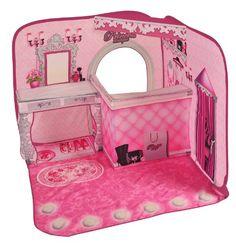 The Pop Up Co 3D Playscape Princess Boutique @ £36.96