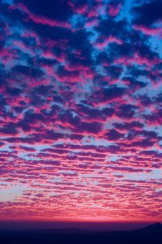 ✿ڿڰۣ Colors of the storm #nature #photography #clouds