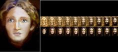 reverse aging of Shroud of Turin face -Get rid of acne and blemishes fast at theacnecode.com