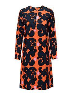 Køb Marimekko Karla (Orange, Darl Blue, Pink) hos Boozt.com. Vi har et stort sortiment fra alle de førende mærker og leverer til dig indenfor 1-2 dage.
