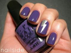 My purple&& harry porter!