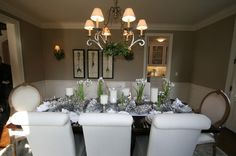 Decorating Chandelier Ideas for Christmas & Holidays › Interior ...