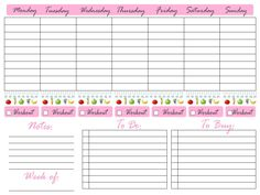 A Day in the Life and Mind...: Organization
