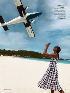 smooth sailing: joan smalls by patrick demarchelier for us vogue april 2013 | visual optimism; fashion editorials, shows, campaigns & more!