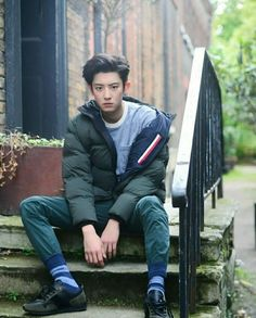 Best rapper in this world i love chanyeol oppa Exo Chanyeol, Kpop Exo, Kyungsoo, Baekyeol, Exo Kai, Chansoo, K Pop, Exo 2017, Rapper