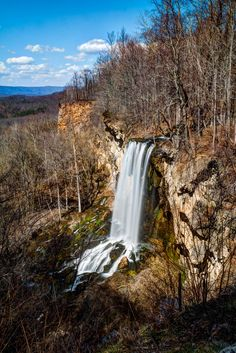 Falling Springs Falls - Covington, VA