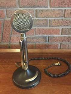 d93e8bc7521b909680561158ef392d1a static silver eagle microphone cb radio mic ebay d 104 with a  at fashall.co