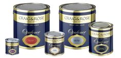 A collection of 2013 tins from our Opulence range of paints created for people who love decorating using not only wall paint but eggshell, glitter, metallics and pearlised finishes