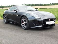 2014 Jaguar F Type 5.0 Supercharged V8 R Quickshift Coupe