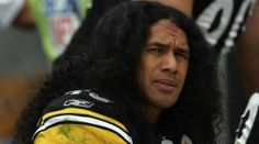 Say goodbye to the best hair in the NFL . Stars and Stripes ' Leo Shane III reports Pittsburgh Steelers star safety Troy Polamalu will cut his hair to honor veterans everywhere. Samoan Men, Troy Polamalu, Anti Dandruff Shampoo, Mary Sue, Steeler Nation, Thing 1, Head & Shoulders, Secret Obsession, Pittsburgh Steelers