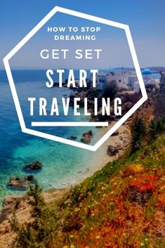 Inspire yourself with this guide on how to snap out and start your own journey and own adventures! How to Stop Dreaming, Get Set and Start Traveling - a Traveler an digital Nomad Guide Travel Guides, Travel Tips, Travel Destinations, Asia Travel, Travel Usa, Travel Around The World, Around The Worlds, Travel Magazines, Digital Nomad
