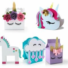 Decoden is the latest phone case trend.Cell Phones Without A Contract Unicorn Birthday Parties, Unicorn Party, Diy Gifts For Kids, Crafts For Kids, Valentine Boxes For School, Unicorn Valentine, Valentines, Diy And Crafts, Paper Crafts