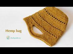 Hemp basket - YouTube