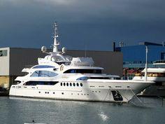 """62-meter superyacht """"Bistango"""""""