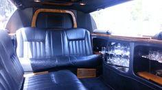 2006 Black 100-inch Lincoln Towncar limousine for sale #820