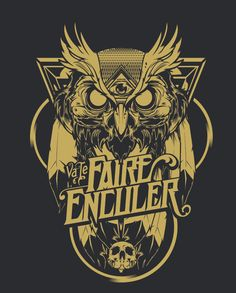 Dirty Owl    Designed by Hydro74