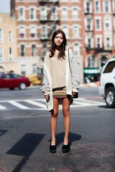 Love this girl. Legs!