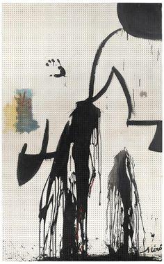 J o a n - M i r ó Sans titre c.1972-73