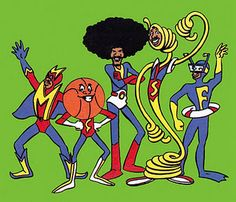 Harlem Globetrotters was a Saturday morning cartoon produced by Hanna-Barbera and CBS Productions, featuring animated players from the Harlem Globetrotters. 70s Cartoons, Vintage Cartoons, Old School Cartoons, Vintage Comics, Cartoon Cartoon, Cartoon Books, Black Cartoon, Classic Cartoon Characters, Classic Cartoons