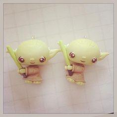 Yoda By Lovi Lovi Creations by LoviLoviCreations.deviantart.com on @deviantART