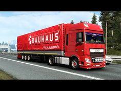 American Truck Simulator, Euro, Trucks, Vienna, Truck