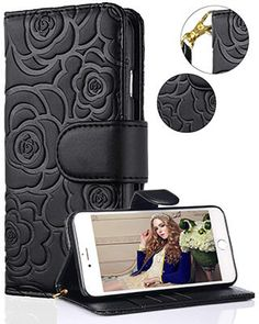 Cell Phones & Accessories Cover For Samsung Galaxy Wallet Stand Case Card Pocket Flip Etui Book Fragrant Aroma