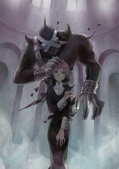 Crona-Soul Eater