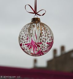 Christmas ornament by Siv Lindgren
