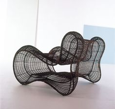 Kenneth Cobonpue PIGALLE Lounge Chair designed by Kenneth Cobonpue