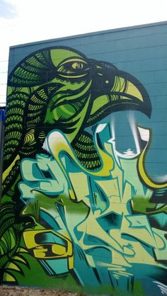 Street art in Melbourne Australia #toobuku // www.thebukuproject.com