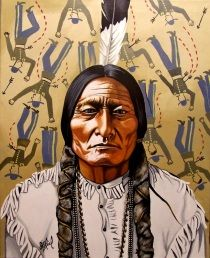 Sitting Bull's Vision