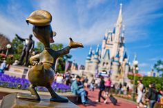 Donald Duck presents.. Cinderella Castle! (explore)
