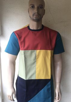 African Wear Styles For Men, African Shirts For Men, African Dresses Men, African Attire For Men, African Men Fashion, Costume Africain, Native Wears, Dashiki Dress, Ankara Gown Styles