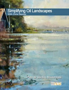 Townhouse DVD : Simplifying Oil Landscapes : Chris Daynes http://www.jacksonsart.com/p51065/Townhouse_DVD_:_Simplifying_Oil_Landscapes_:_Chris_Daynes/product_info.html #dvd #instructional #art #oil #landscapes #townhouse