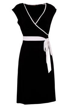 Martini clothing Wrap Dress With Slip - Womens Long Dresses at Birdsnest Women's Clothing