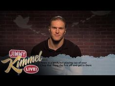 Watch the full clip here: | Celebrities Read Mean Tweets About Themselves - NFL Edition awe clay Celebrity Mean Tweets, Celebrities Read Mean Tweets, Desean Jackson, Clay Matthews, Different Sports, You Funny, Haha Funny, Hilarious, Sports Humor