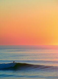 force of nature: waves, surf No Wave, Surf Mar, Beautiful World, Beautiful Places, Beautiful Sunset, Ligne D Horizon, Jolie Photo, Ciel, Pretty Pictures